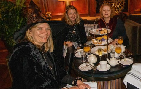 A Haunted High Tea