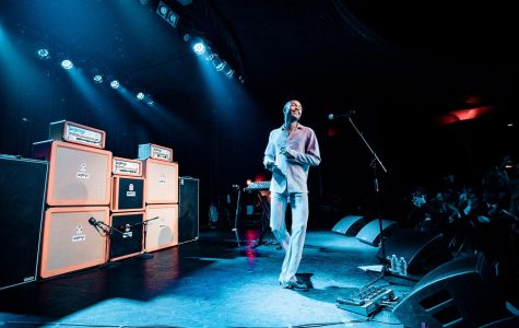 Showbox at the Market saw a tour stop from Steve Lacy during his Apollo Tour on Monday, October 21st, 2019.