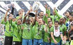 Sounders Claim MLS Cup Victory in Front of Home Crowd
