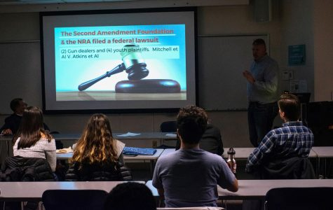 SUCU Welcomes Speakers to Present on Second Amendment Rights