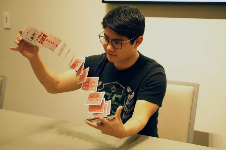 From Simple Card Tricks to Professional Magician