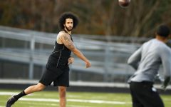 How One Workout Brought the Spotlight Back on Kaepernick