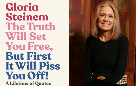 Gloria Steinem Is Given a Warm Welcome at the Paramount