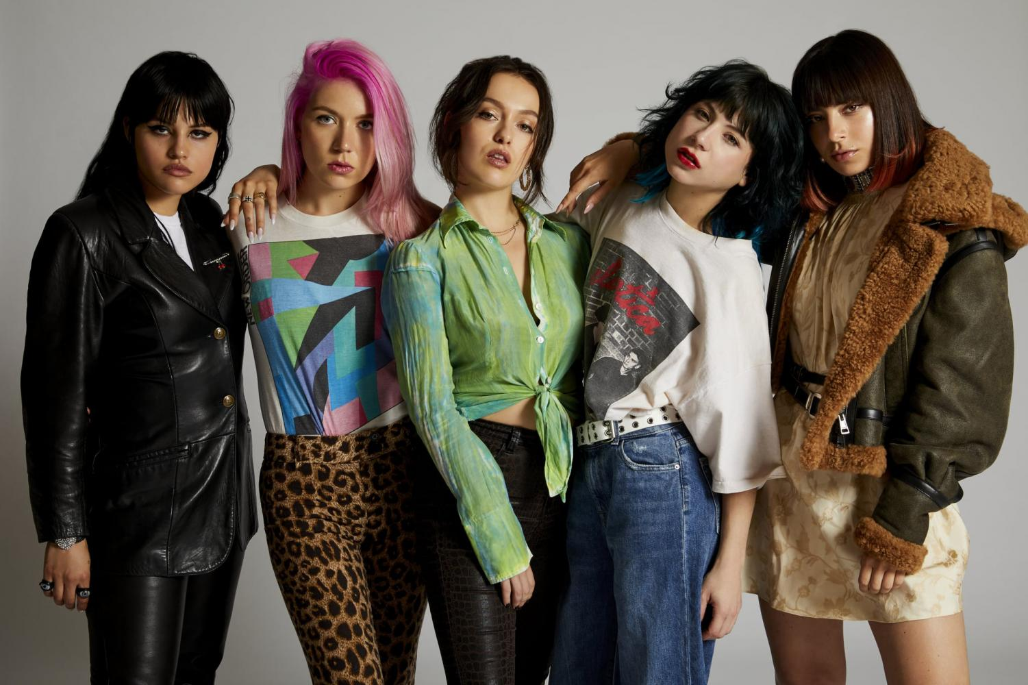 Popstar and producer Charli XCX is the mastermind behind Nasty Cherry, the girlband she wishes she had growing up.