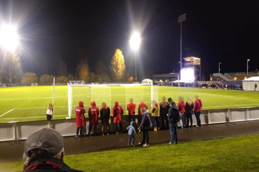 The group of Seattle U student-athletes who were accused of yelling sexist and racist comments at a female UW soccer player have come forward and apologized. | Photo courtesy of Brian Baird