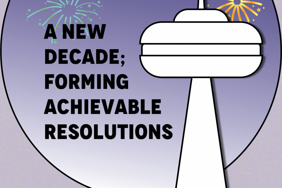 A New Decade; Forming Achievable Resolutions