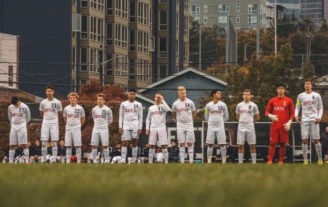 The Rise of Seattle U Men's Soccer