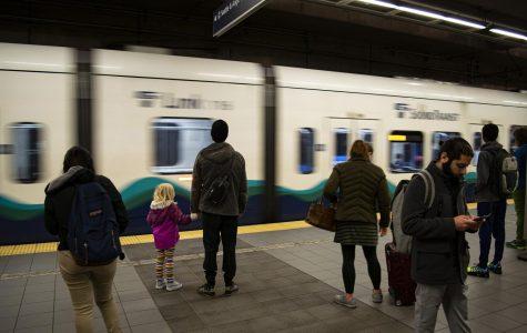 Light Rail Construction Affecting SU Community's Commute