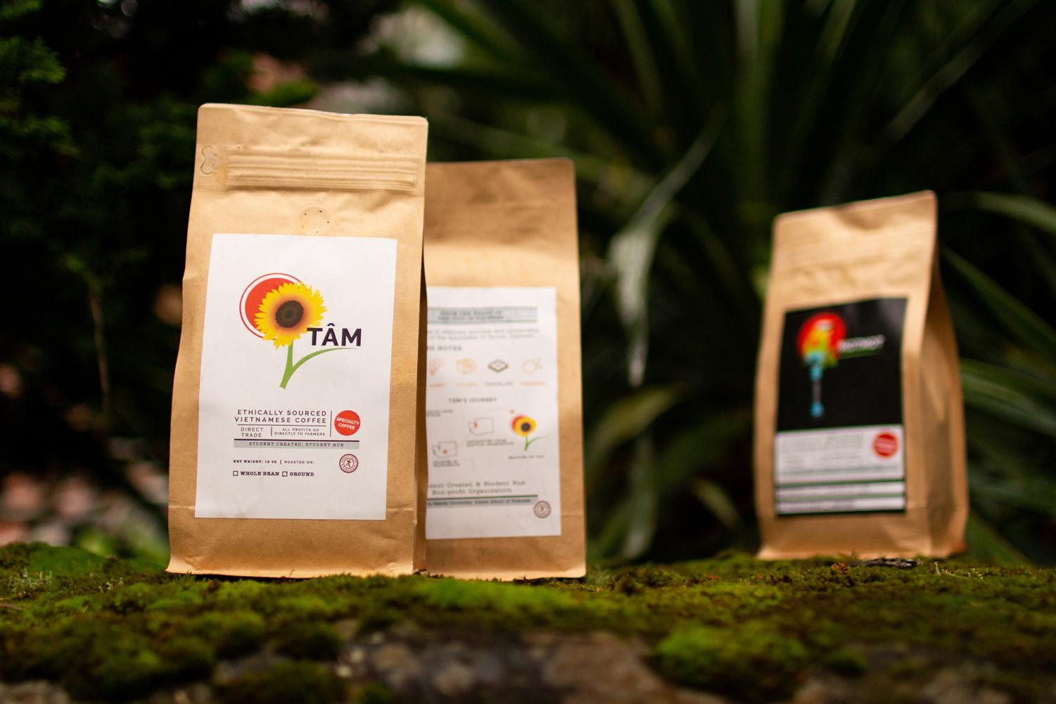 """Mot Mot Coffee now features their newest line of coffee products hailing from Viet- nam, called Tâm which means """"center"""" or """"heart""""."""
