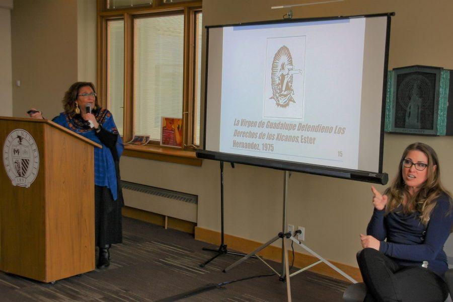 Symposium works to create celebration of underrepresented Latinx voices