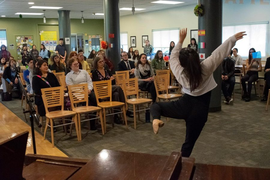 International Language Day Allows Students to Explore Different Cultures