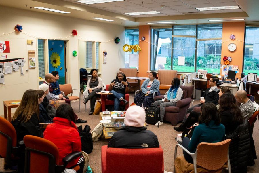 Black History Month Kicks off With Conversation About BLM