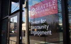 Community Engagement Award: Showing how Seattle U contributes to the community