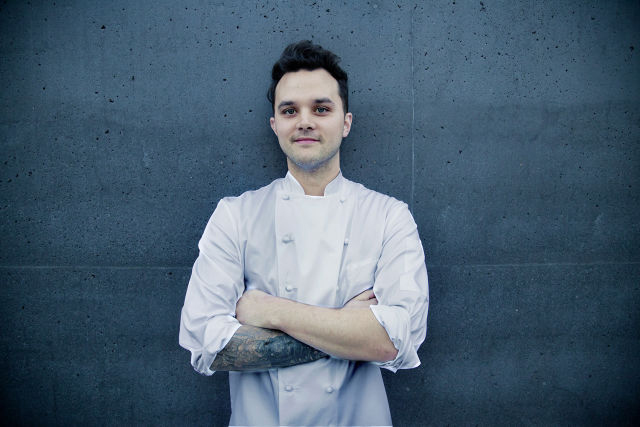 Brady Williams, the executive chef at Seattle's Canlis, was awarded best chef in the Northwest in May 2019. | Photo via Seattle Met