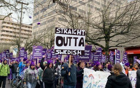 Healthcare Workers Strike for Improved Working Conditions