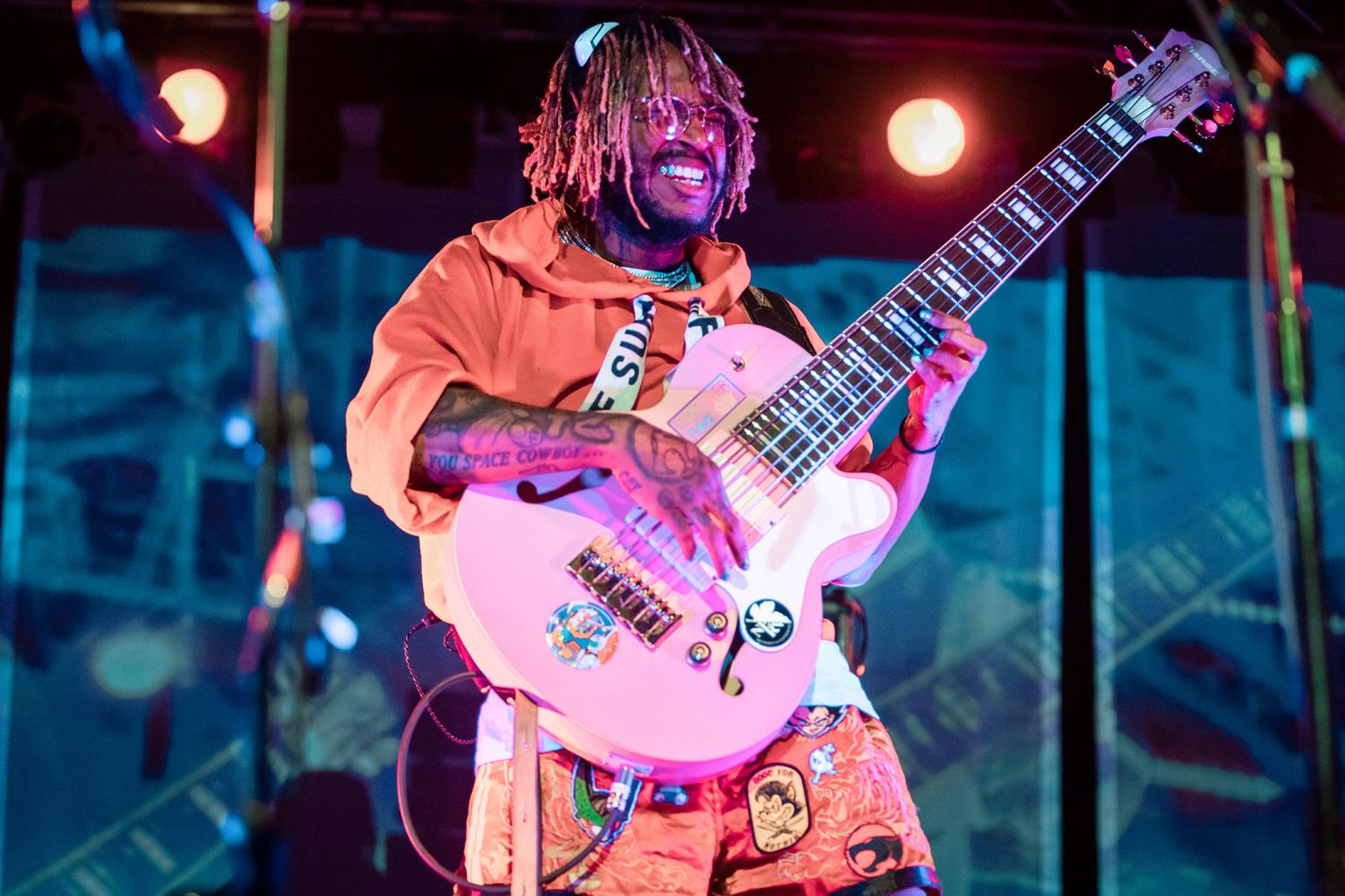 A Feline Feelin' Fine and Playing the Bass, Thundercat at the Showbox – The  Spectator