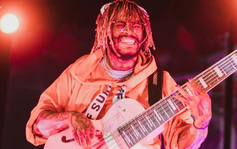 A Feline Feelin' Fine and Playing the Bass, Thundercat at the Showbox