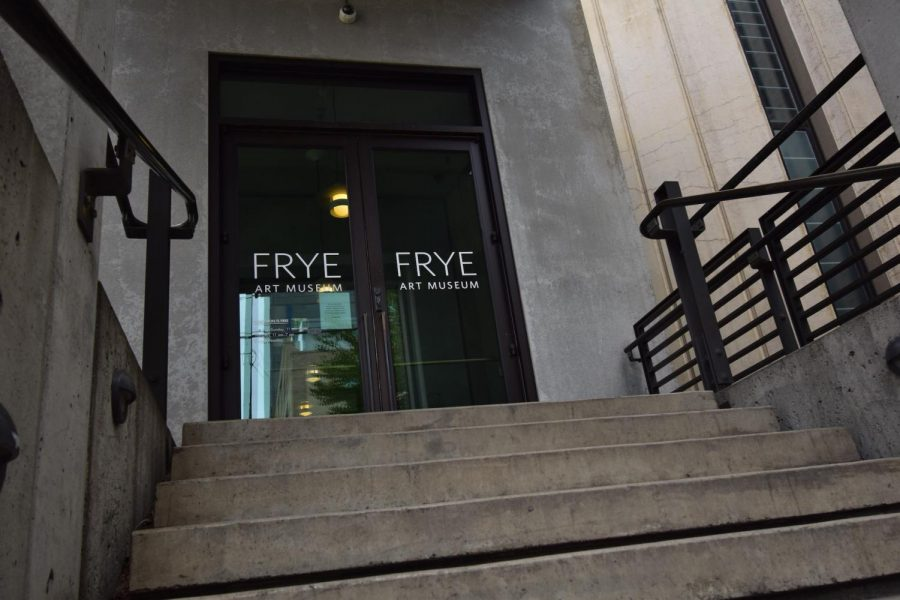Tensions rise following the Frye Art Museum's lay-off of two employees, who were also members of the Art Workers Union.