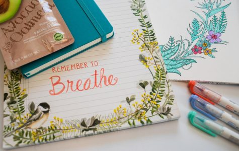 Don't forget to breathe and take care of your mental and physical health!
