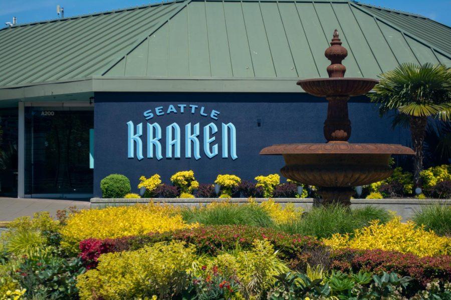 Seattle Kraken Rise From the Sea