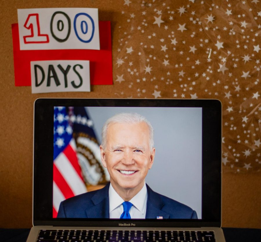 Seattle University Community Evaluates President Bidens First 100 days in Office