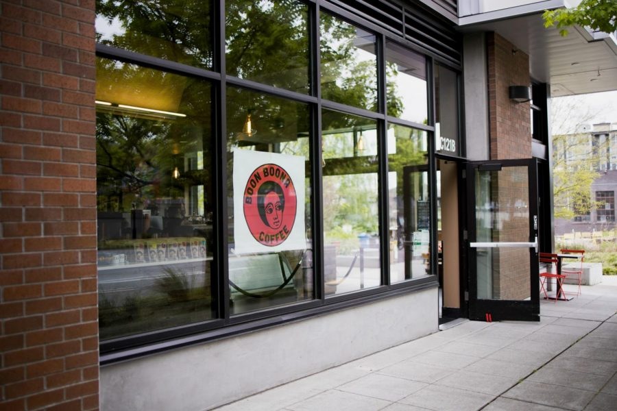 The Newest Business near Seattle U's Campus: Boon Boona Coffee