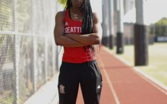 Seattle U Track and Field Athletes Race Off the Blocks